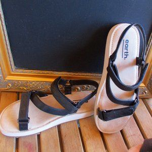 Sandal leather 39/8 new